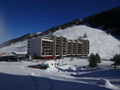 Photo for 1BR Apartment Vacation Rental in Siviez (Nendaz)