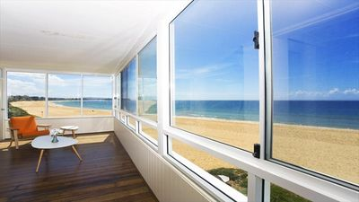 Photo for COLRY - Beautiful 3BR Penthouse on Collaroy Beach
