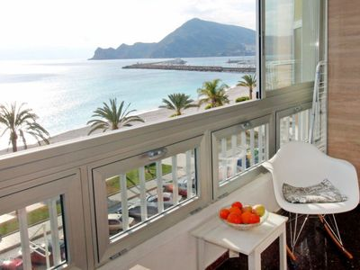 Photo for 2 bedroom Apartment, sleeps 4 in Altea with Air Con and WiFi