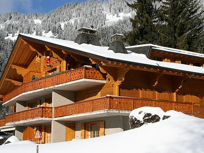 Photo for Apartment Argentière 8  in Villars, Alpes Vaudoises - 8 persons, 3 bedrooms