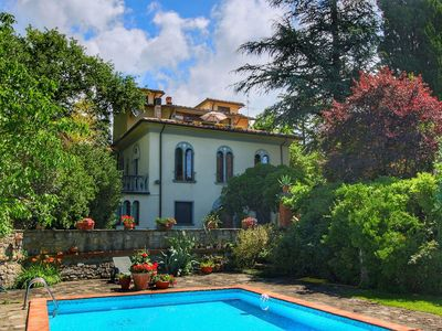 Photo for Modern Villa in Subbiano Italy with Swimming Pool