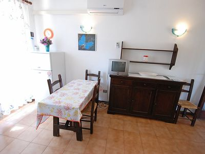 Photo for Apartment in the center of Costa Rei with Internet, Air conditioning, Parking, Washing machine (120371)