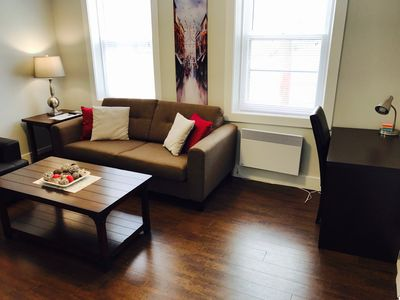 "Photo for Deluxe Boutique Apartments in Olde Charlottetown ""The Perfect Location"""