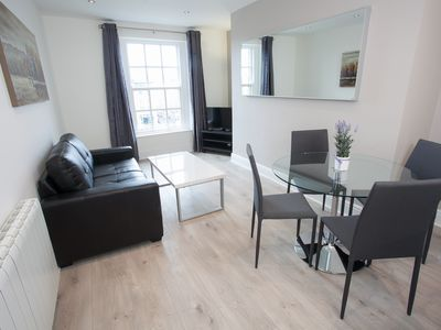 Photo for Temple Bar Wellington Quay Dublin City Centre 1 bedroom apart - sleeps 4