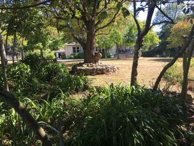 Photo for ELLSTONE MARTINBOROUGH MINIMUM 4 guests per night  with Wifi, Sky, outside spa