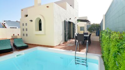 Photo for Villa Olympia ❤️ Lovely, Close to Town and Beaches with Private Pool & Fast WiFi