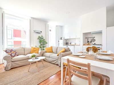 Photo for Amazing apt with balcony and Wifi