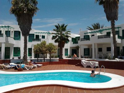 Photo for Spacious sunny and relaxing. with Pool and free WI-FI , will sleep up to four.