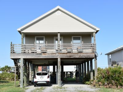 Photo for Tooth & Nail - Fort Morgan - 3 BR/2 BA - Pool Table - Gulf Side
