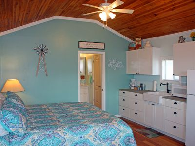 Photo for Cozy cabin for 2 in gorgeous Wimberley, TX