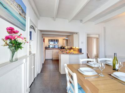 Photo for Vacation home Chy An Chy in St. Ives - 6 persons, 3 bedrooms