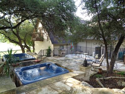 Photo for New Listing!  We invite you to our Hill Country Hideaway on the golf course.