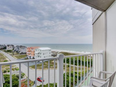 Photo for Top Floor, Unit with amazing views of The Atlantic Ocean