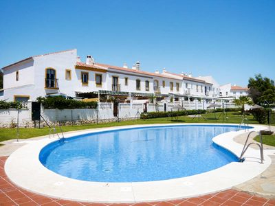 Photo for Apartment PLAYA DEL CONDE  in Chilches, Costa del Sol - 6 persons, 3 bedrooms