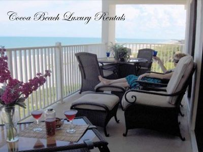 Photo for Sandcastles 611.  Gorgeous Ocean Front with Luxury Interior.