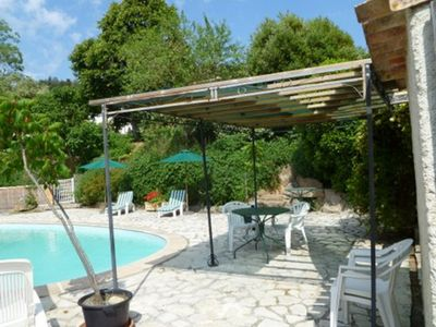 Photo for French Farmhouse 1, 2 or 3 bedroomed accommodation, private pool & tennis court