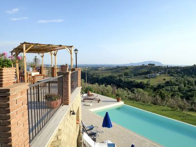 Photo for Vacation home Della Croce (TOI130) in Torri in Sabina - 10 persons, 4 bedrooms