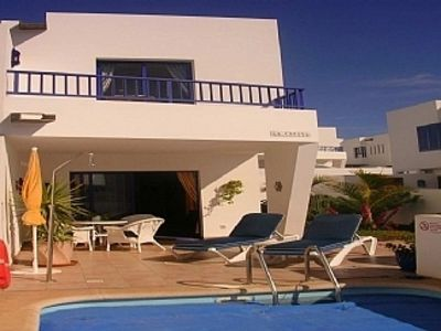 Photo for Luxurious Villa with Private Heated Pool, Marina Views and free Wifi.