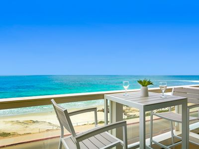 Photo for 25% OFF SEP- Prime Oceanfront 2 Bedroom Single Story Beach Home
