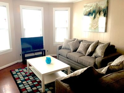 Photo for 3/1 Condo Across from Subway Station on the Redline