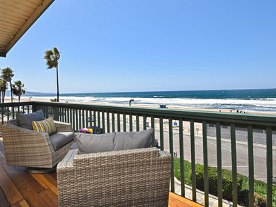Photo for Manhattan Beach STRAND HOUSE on the Beach w/AC!