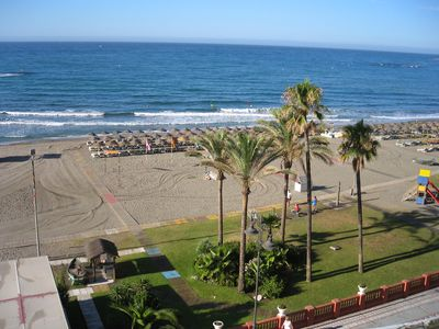 Photo for Spacious and renovated apartment in a luxury resort in Benalmadena