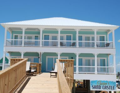 Photo for Available August 8-15! Luxury Beachfront Home Sleeps up to 18; Pet Friendly!