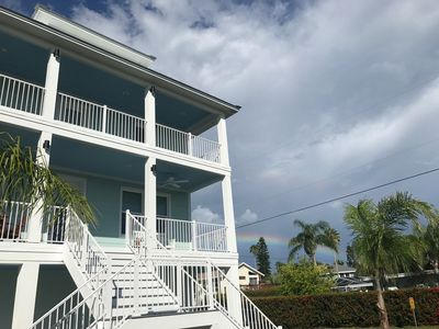 Photo for Brand New Beach House with Sweeping Intracoastal Waterway Views