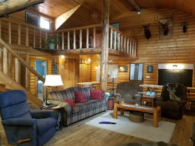 Photo for Stay in a little piece of history at Elk Ridge Lodge!