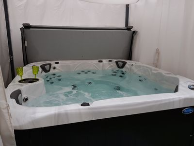 Photo for house town center of colmar with jacuzzi and private garden