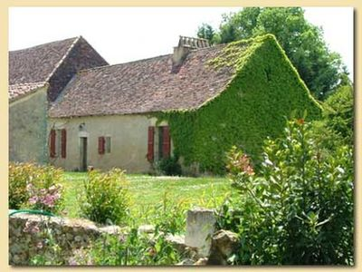 Photo for Charming Perigord on one level for 6 people, PRIVATE pool, countryside