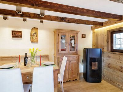 Photo for Maisonette Grené is a romantic mountain style apartment outside the village
