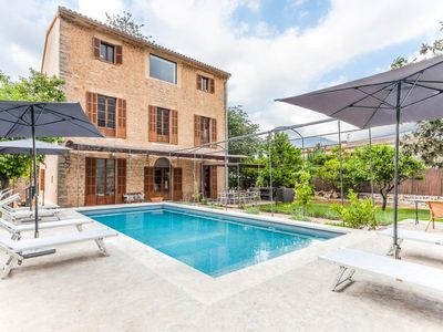Photo for Beautiful  Townhouse Close to Town Square with Large Pool and Spectacular Views