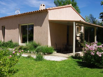 Photo for Air-conditioned detached house 60m2 with garden