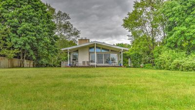 Photo for New Listing: Sag Harbor Bayviews, Sandy Beach Steps Away, in Village