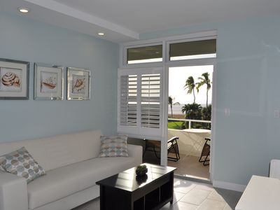 Photo for Fully Renovated Beach Front Unit