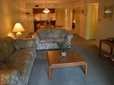 Photo for Shore Drive Area ,3rd row back ,SummerTree Villages, over 1200sq. condo,sleeps 6