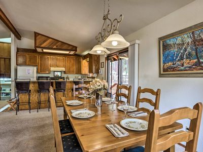 Photo for Serene Truckee House in Woods w/ Great Deck!