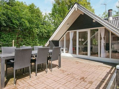 Photo for Alluring Holiday Home in Glesborg with Barbecue