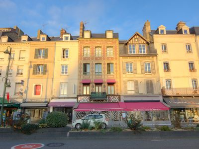 Photo for Apartment Les Ecores in Deauville-Trouville - 4 persons, 1 bedrooms
