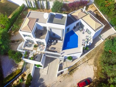 Photo for Amazing 2 bed villa, private pool, close to beach, restaurants/bars/golf/tennis