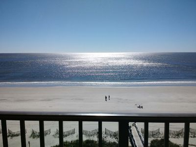 Photo for Springs Towers-3 Bdrm-Direct Oceanfront Condo-Cherry Grove, N Myrtle Beach, SC