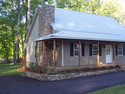 Ordinaire Photo For 3BR Cabin Vacation Rental In Guntersville, Alabama