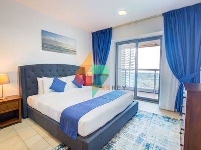 Photo for Outstanding Furnished 01 BR Apartment in Princess Tower- Dubai Marina