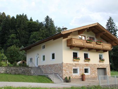 Photo for Spacious Chalet near Ski area in Itter