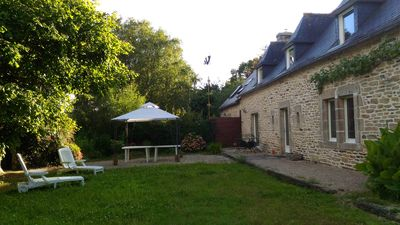 Photo for 3BR House Vacation Rental in Plonéour-Lanvern, Bretagne