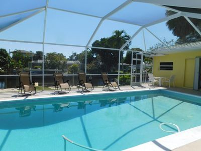 Photo for Oasis Cape Coral, Canal Front, Sailboat Access!!! Private Boat Rental Available