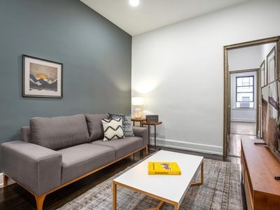 Photo for Dapper East Village 1BR in Walk Up Building near Subway, by Blueground