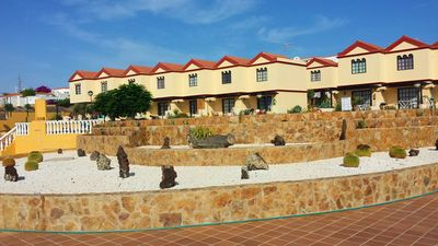 Photo for Two-storey apartment with terrace and pool in Costa Calma FREE WIFI