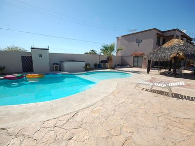 Photo for 2bed/2bath Pool Gated BBQ WIFI Internet Single level no steps Townhome